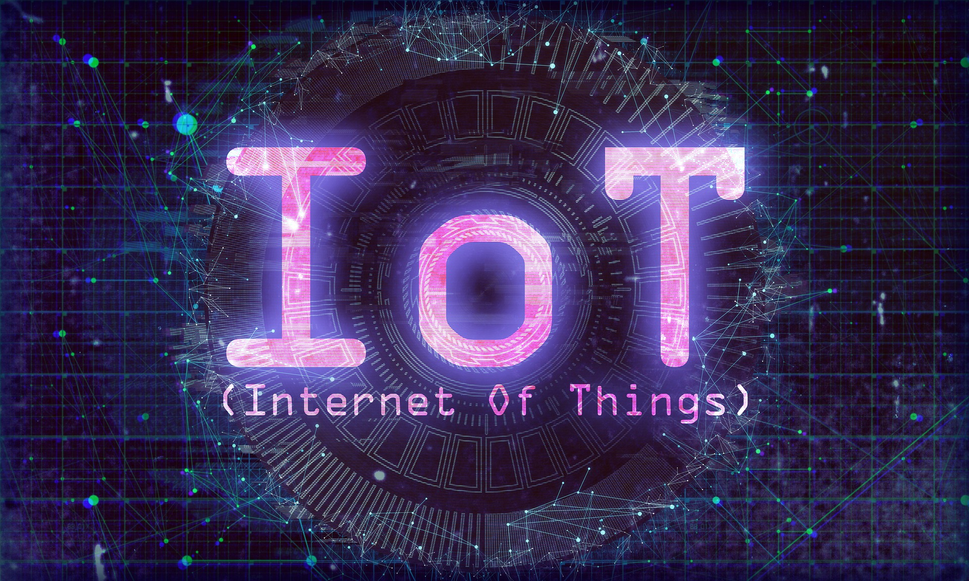 IOT in water treatment